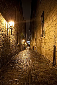 Montreal-Alley