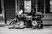 Motorcycle Musician